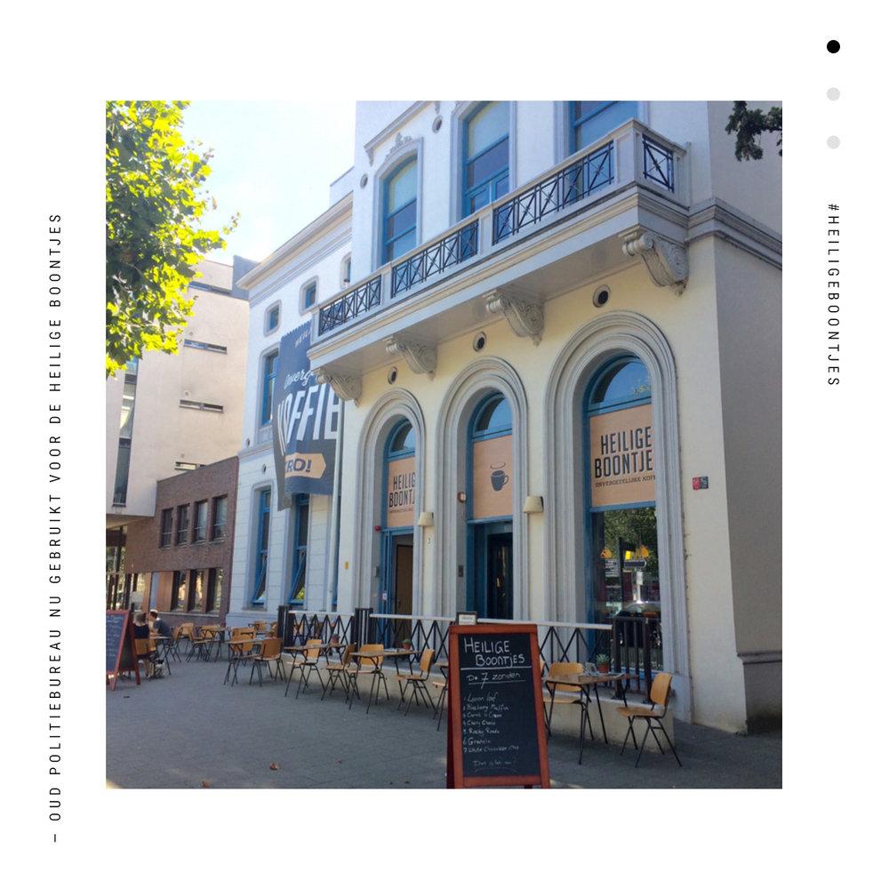 Moving Story - Heilige Boontjes