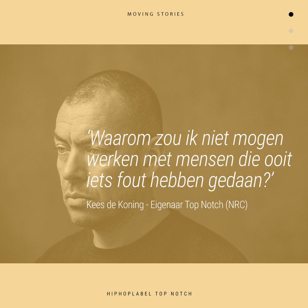 Moving Story - Kees de Koning