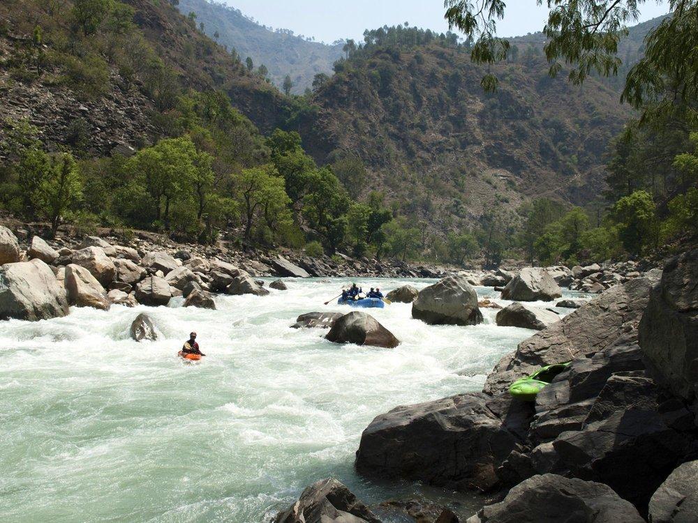 Tons 7 Days  Mori, Uttarakhand