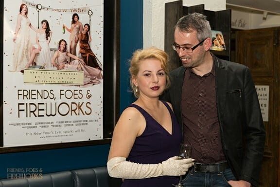 Exactly one year ago today we kicked off our cinema run in Melbourne thanks to @classiccinema Elsterwick and then we followed up in Hawthorn @lidocinemas on Easter weekend. We are grateful to those who came to support us and share this film on the big screen. . First two pics by Kristian . . . . . #friendsfoesfireworks #NexusProductionGroup #cinemarun #indiefilm #featurefilm #anniversary #oneyear #oneyearanniversary #movieticket #improvisedfilm #film #noscript #femaleledfilm #nye #sparkswillfly #filmcouple