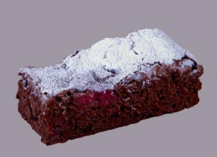 Chocolate Raspberry Brownie  Cafe/Deli- Wholesale size 12pcs
