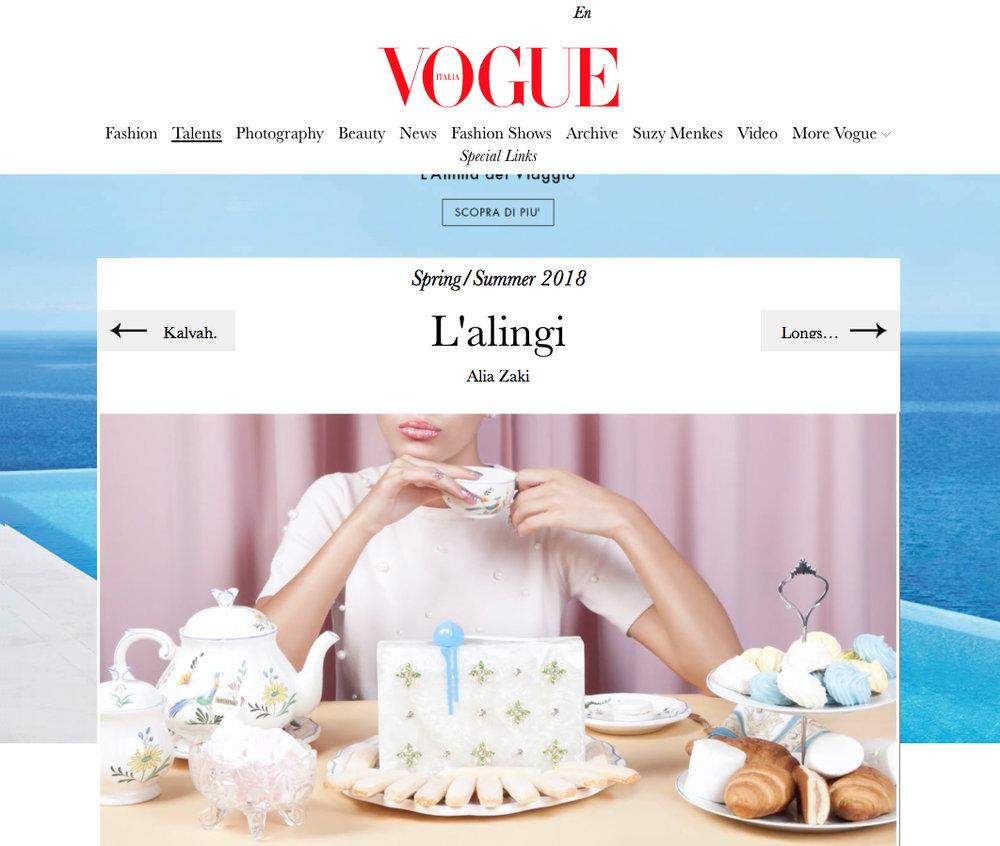 Vogue Talent