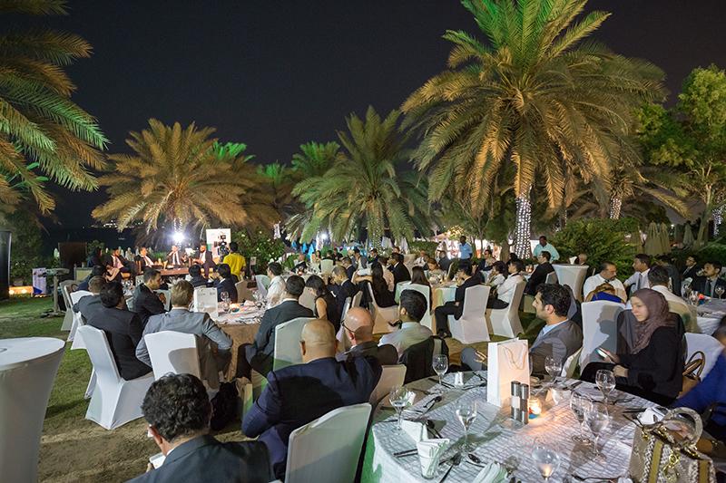Last year's event in Dubai
