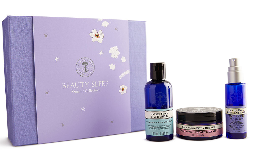 Neals Yard Beauty Sleep Organic Collection