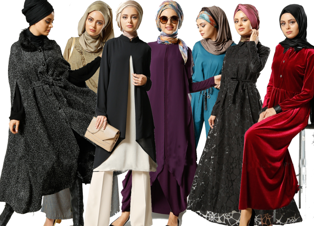Modest Fashion - Dresses, Abayas, Hijabs and more