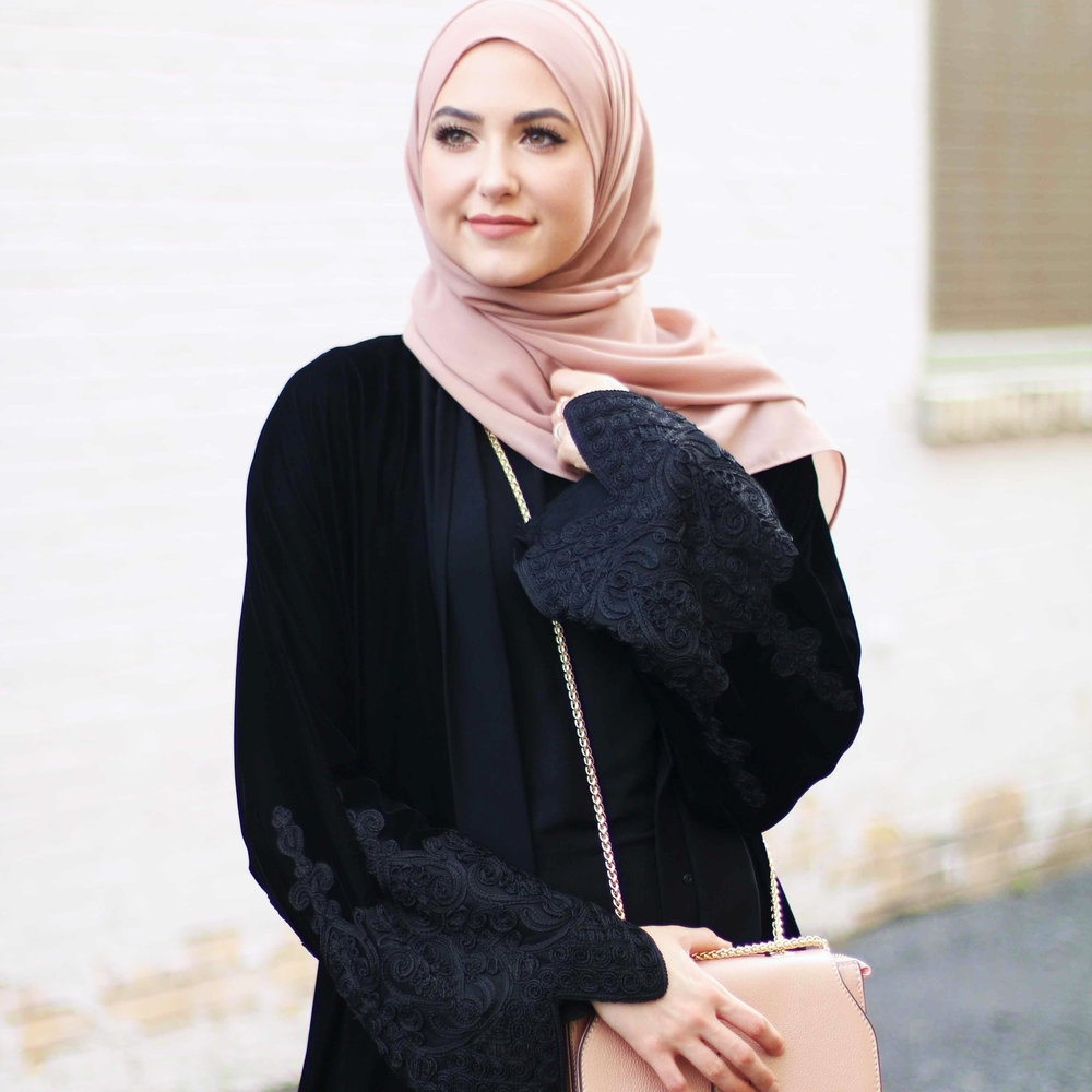 Arabesque Abayas