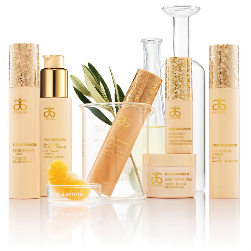 Advanced Anti-Ageing Skincare Set