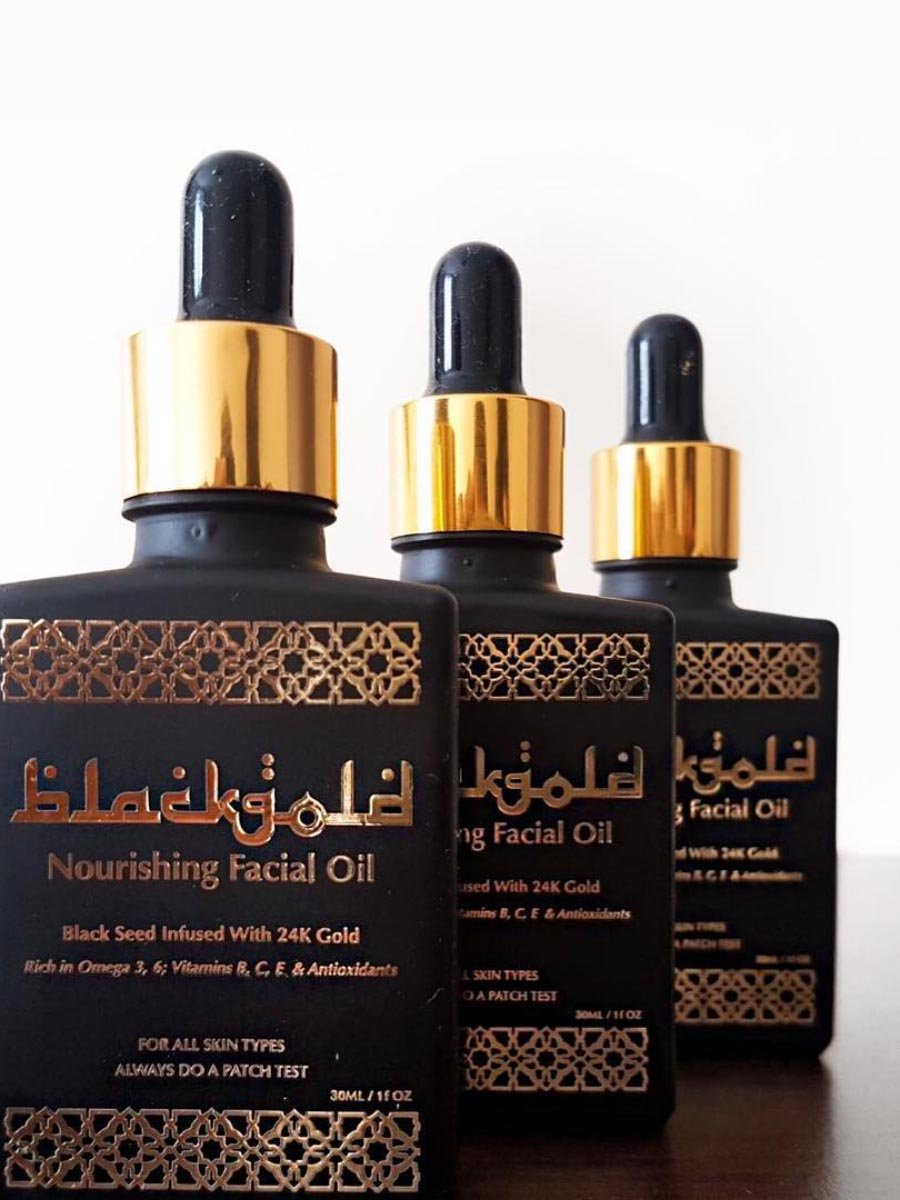 Black Seed Facial Oil