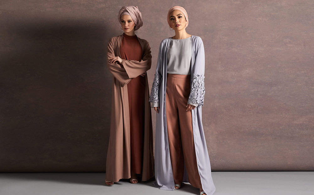 See Inayah's latest collection  on the catwalk at London Muslim Lifestyle Show 2018