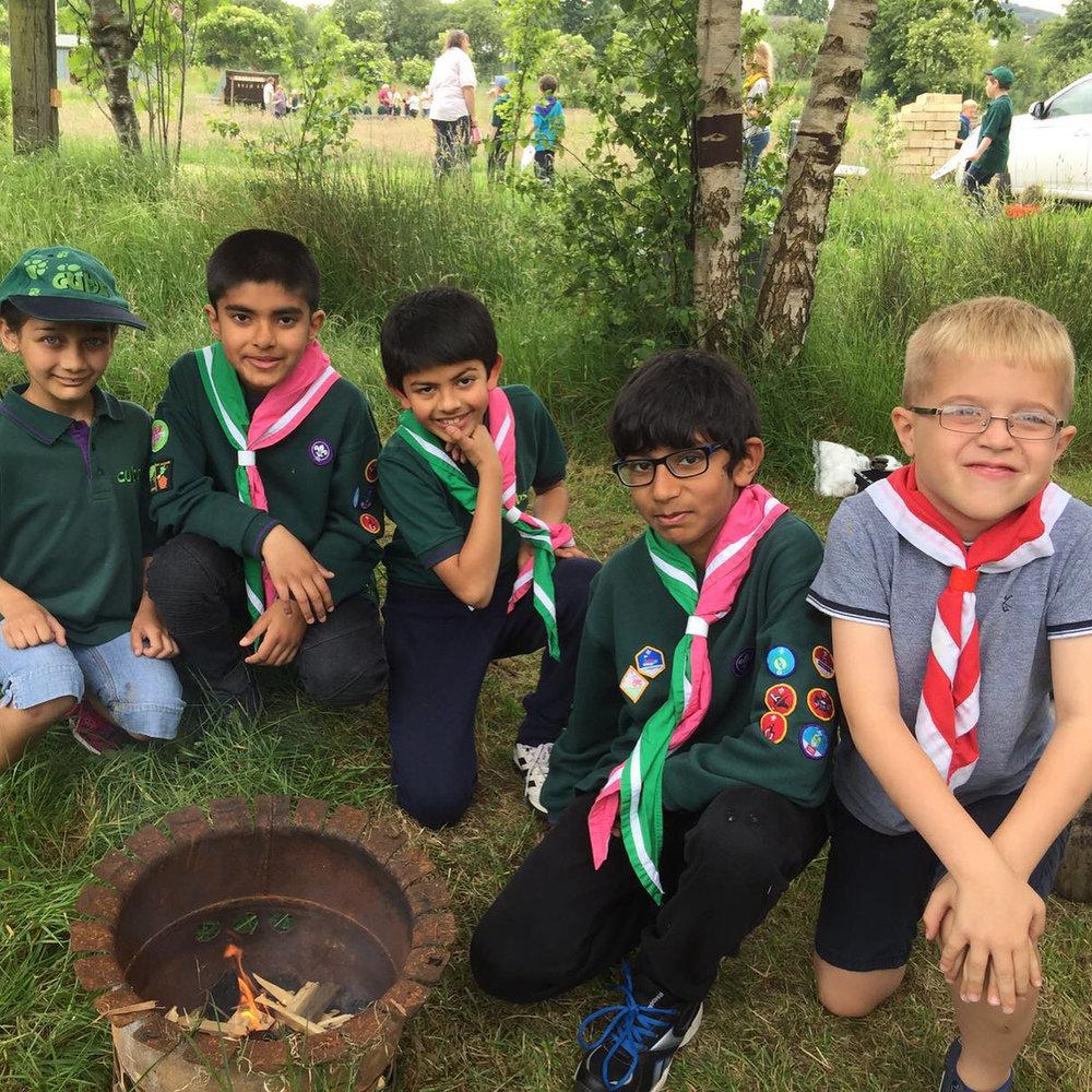 Muslim Scouts Festival