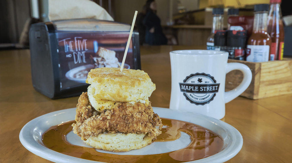 Maple Street Biscuit Co. - Maple Street Biscuit Company is as famous for its biscuits as it is for its commitment to the Jacksonville community.View in Directory