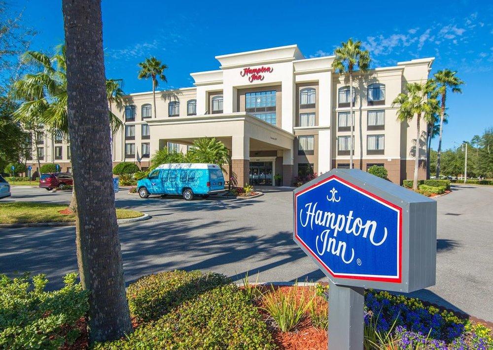 Hampton Inn Jacksonville South/I-95 at JTB