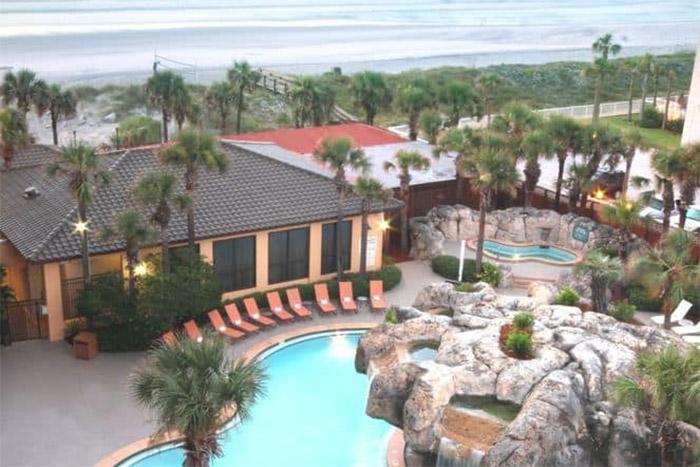 Hampton Inn Jacksonville Beach Oceanfront