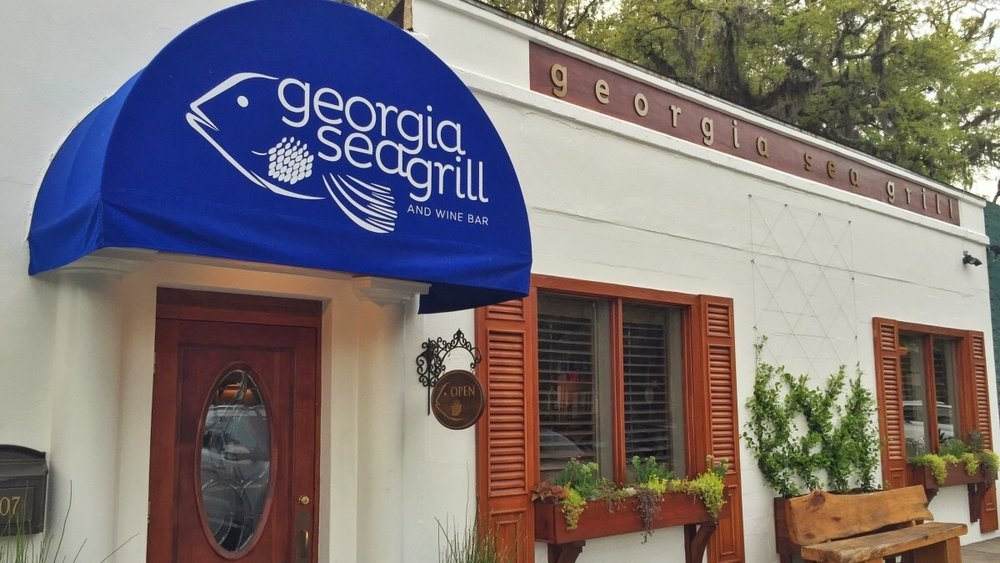 Georgia Sea Grill - Whether you're in the mood for a glass of wine and a quick bite, or one of Chef Tim's sumptuous daily specials, Georgia Sea Grill is a can't-miss on St. Simons Island.View in Directory