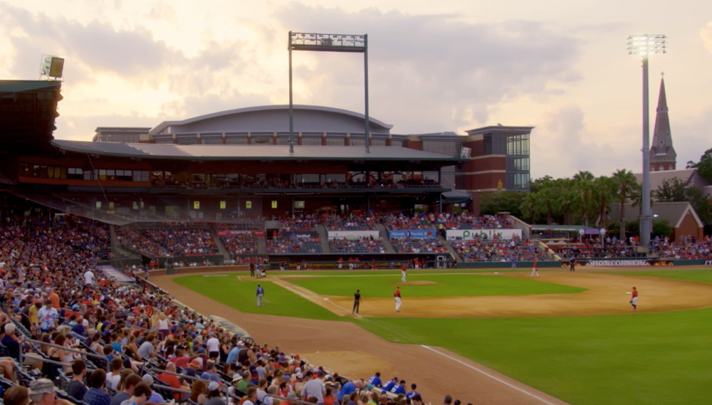 JACKSONVILLE JUMBO SHRIMP - Enjoy a craft beer and cracker jacks while you root for the Jumbo Shrimp at Bragan Field! There's something for the whole family to enjoy.View in Directory