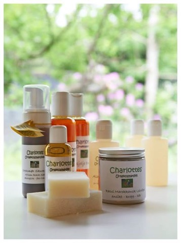 charlottes urtekosmetikk produkter