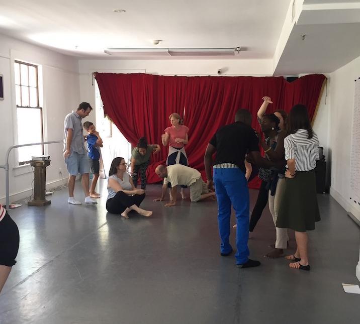 Eco-Theater Labs - Climakaze Miami 2017