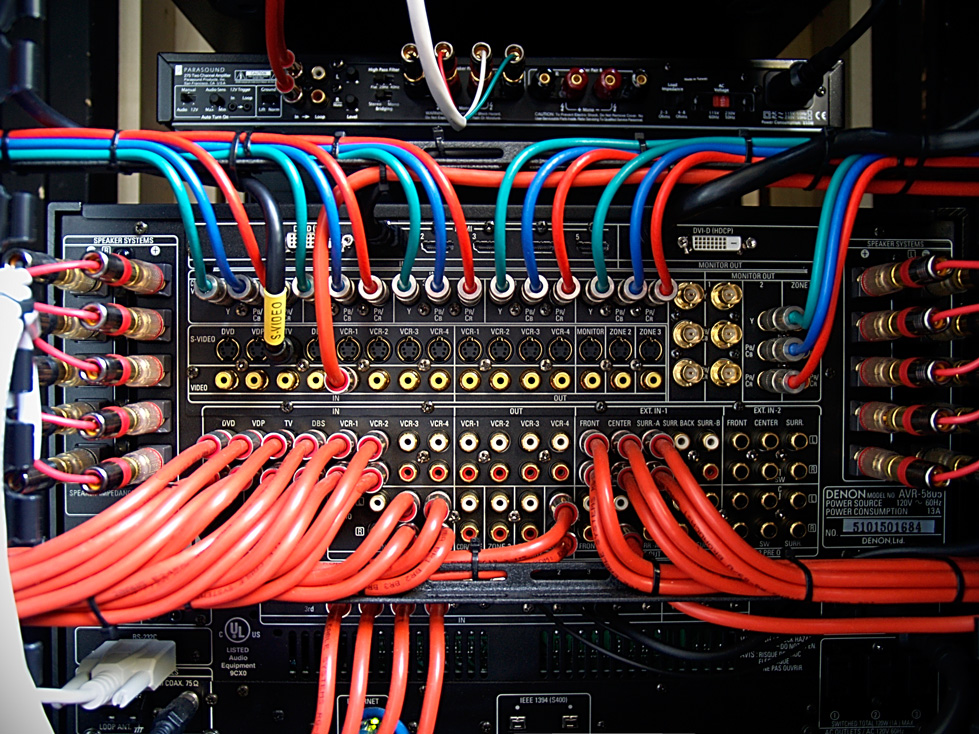 Attractive Home Av Wiring Collection - Electrical and Wiring Diagram ...