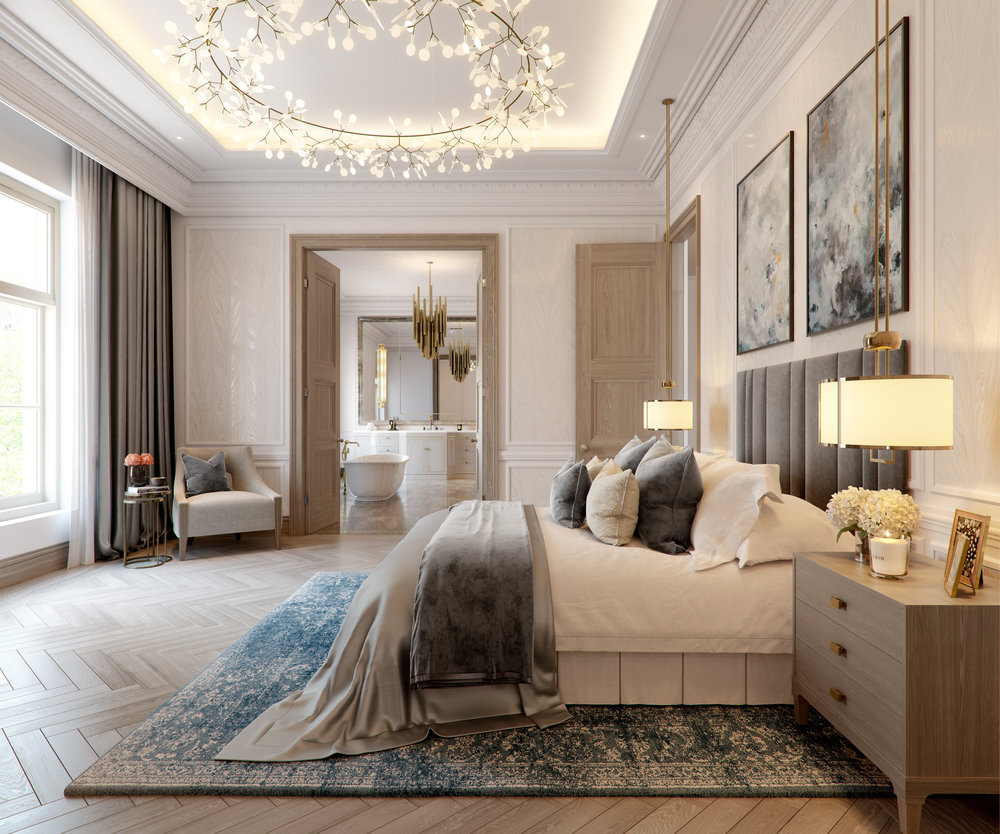 RESIDENCES - Designed and finished to a world-class standard, tailored for client's exacting taste, lifestyle and aspirations