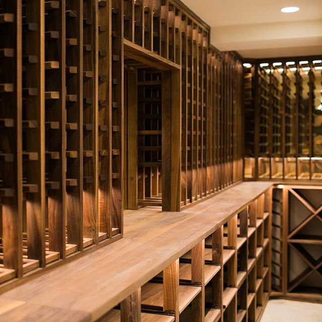 Throw back Thursday, to this beautiful bespoke wine cellar we created for clients! 🍷🍾 . . . #crescentgardens #thorpegroup #thorpeproperty #harrogate #spaquarterredefined #luxury #privateresidence #worldclass #landmark #architecture #design #interiordesign #parkland #gallery #wellnessspa #spa #restore #harrogatespa #atelier #designatelier #privateclient #winecellar #wine #vintage #champagne #tbt #throwback #throwbackthursday