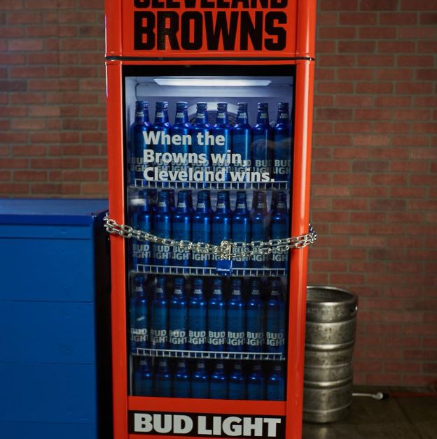 Source: Browns Twitter account