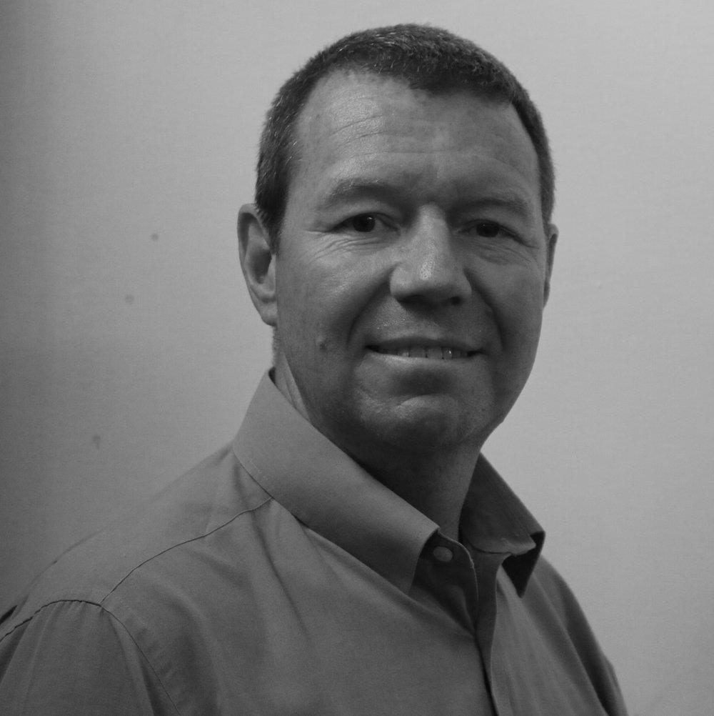 Brian Tovey - Head of Facilities