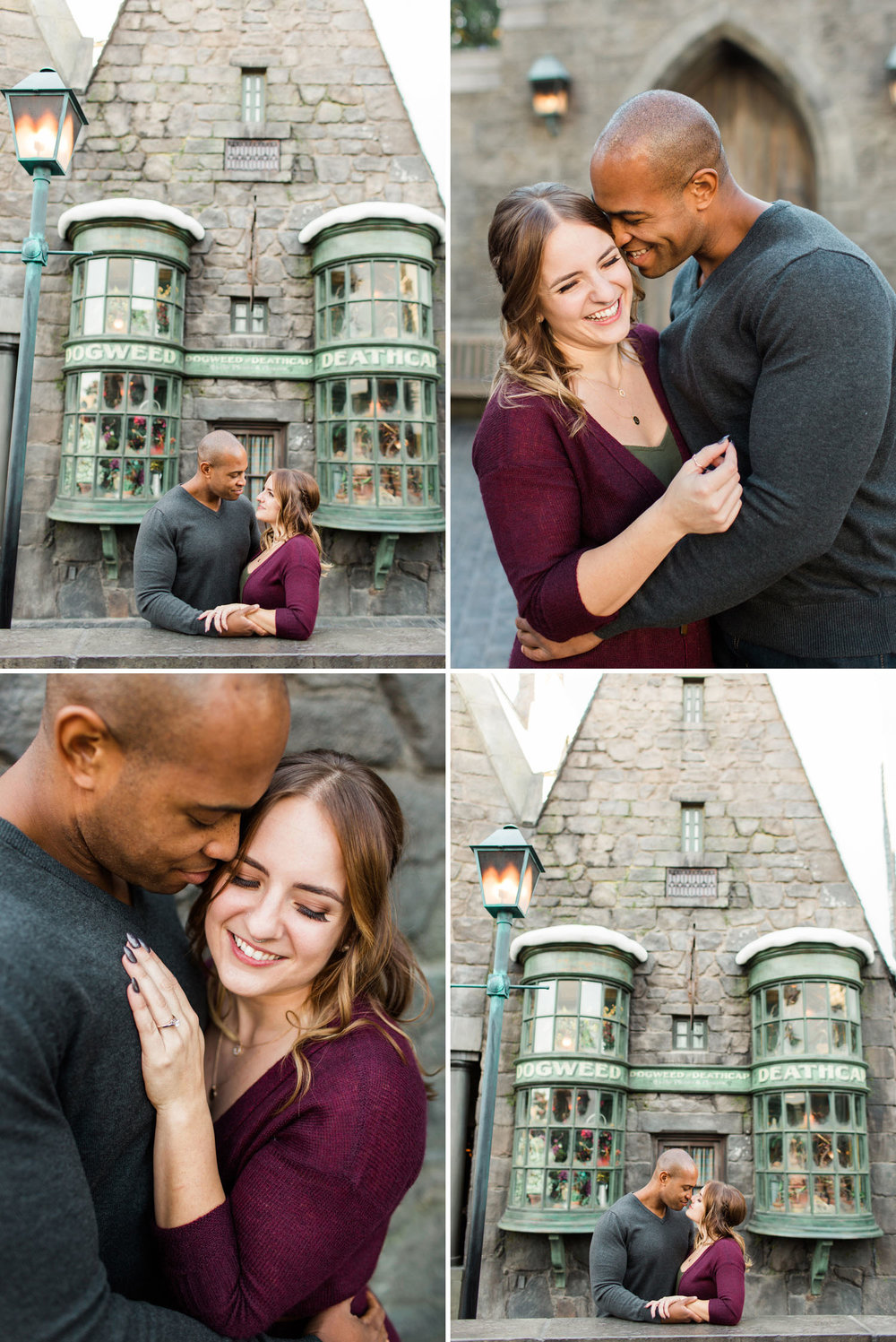 thevondys.com | Harry Potter Engagement | Los Angeles Wedding Photography | The Vondys Southern California Destination Photographer