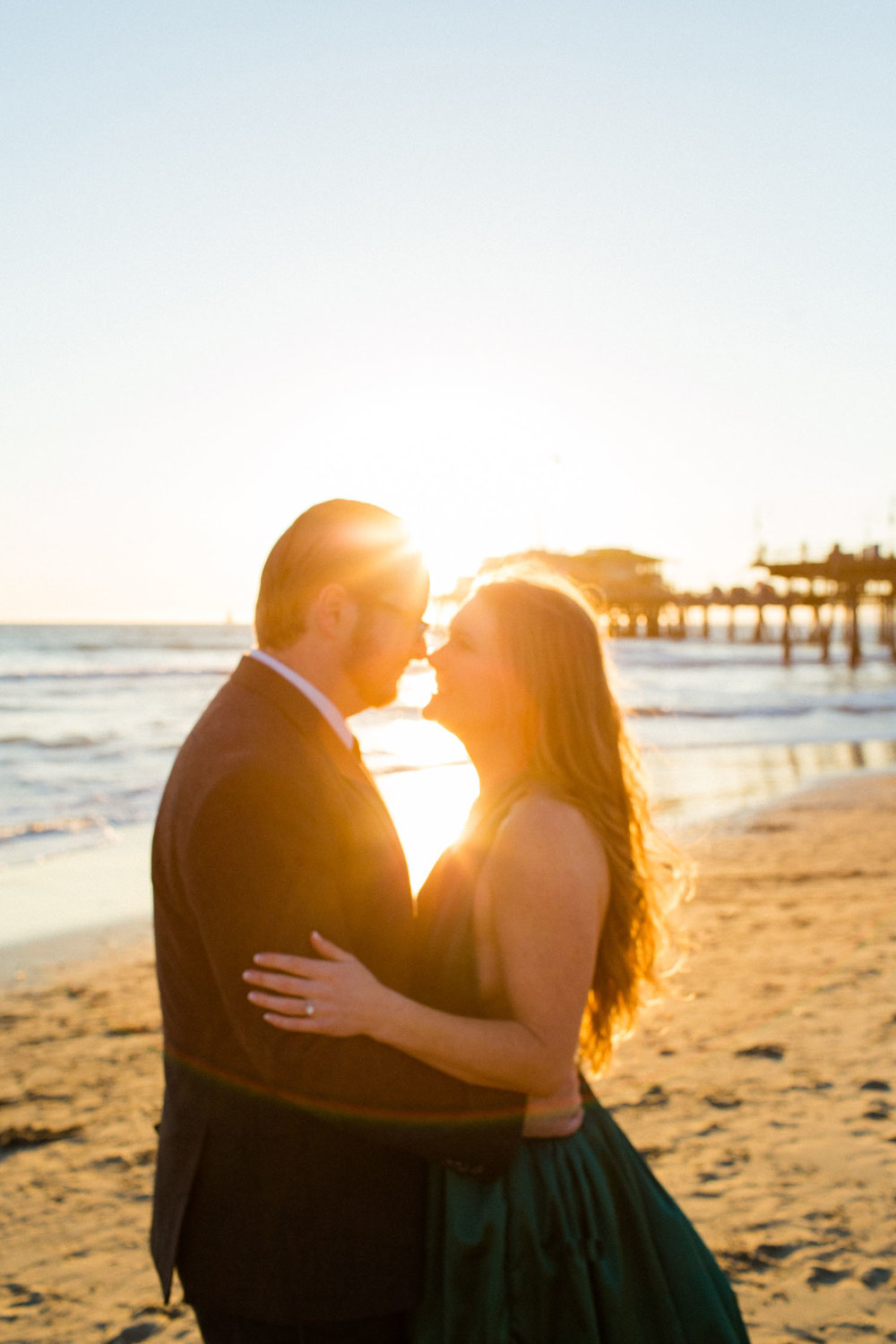 thevondys.com | Santa Monica Weddings | Los Angeles California Wedding Photography | The Vondys