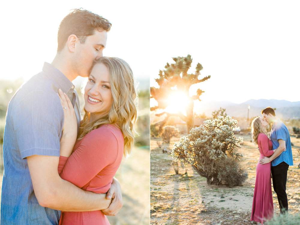 thevondys.com | Joshua Tree Engagement | Palm Springs Wedding Photographer | The Vondys