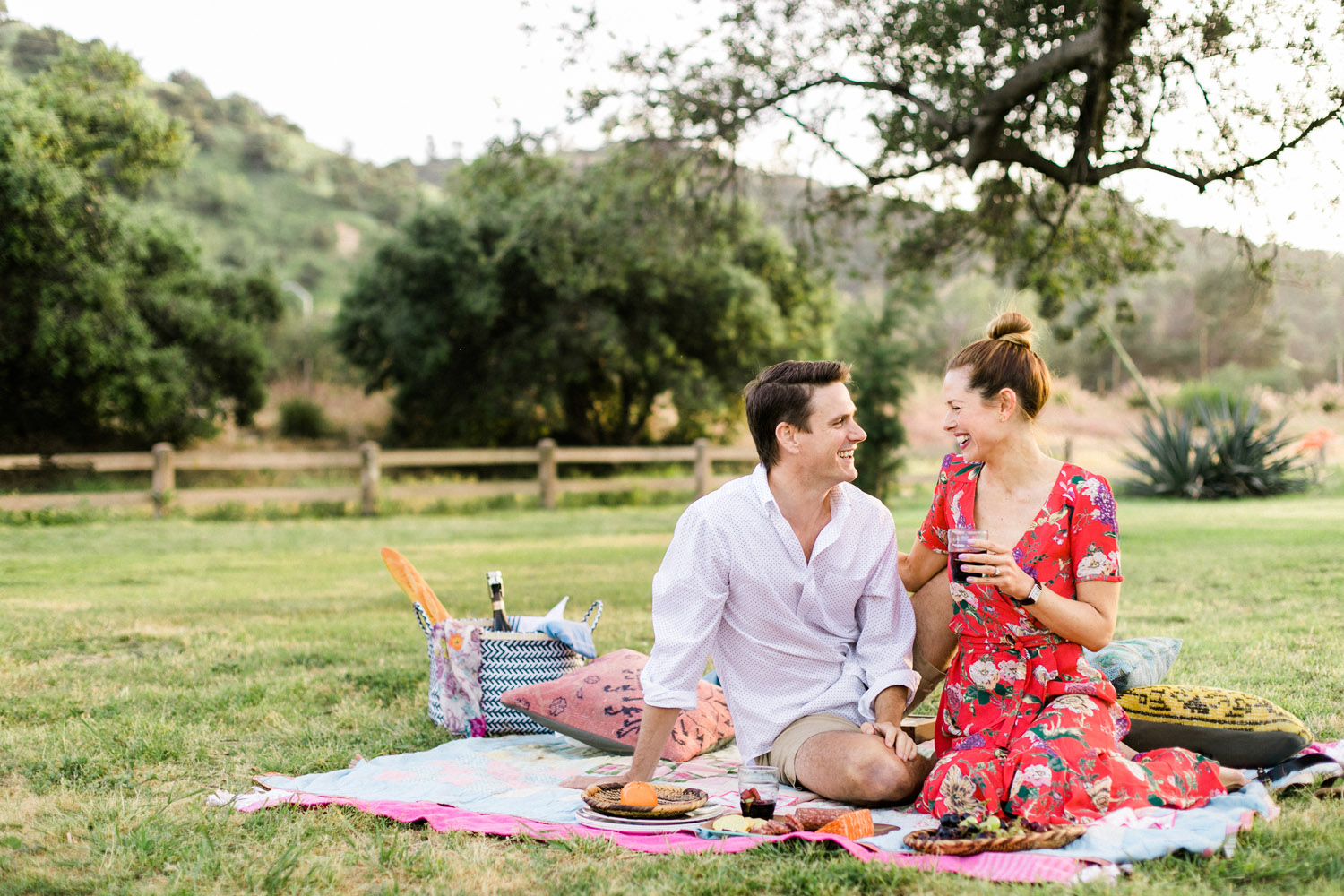 engagement photo ideas for spring