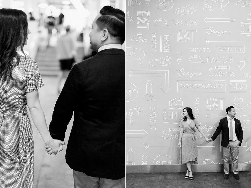 thevondys.com | Grand Central Market | Los Angeles Wedding Photographer | The Vondys