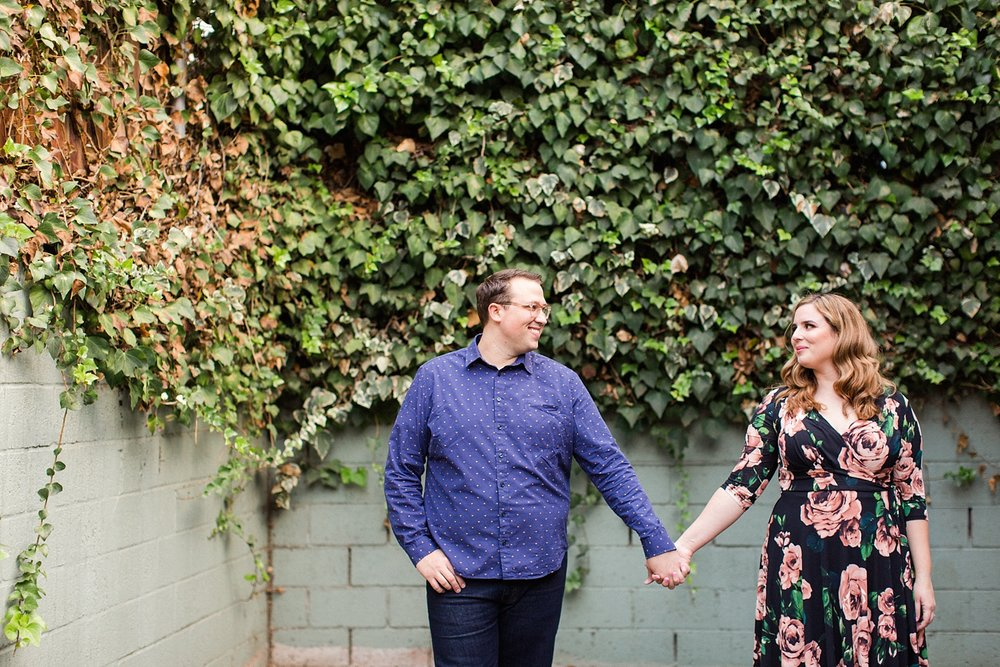 thevondys.com | Los Feliz | Vista Movie Theater | Los Angeles Engagement Photographer | The Vondys