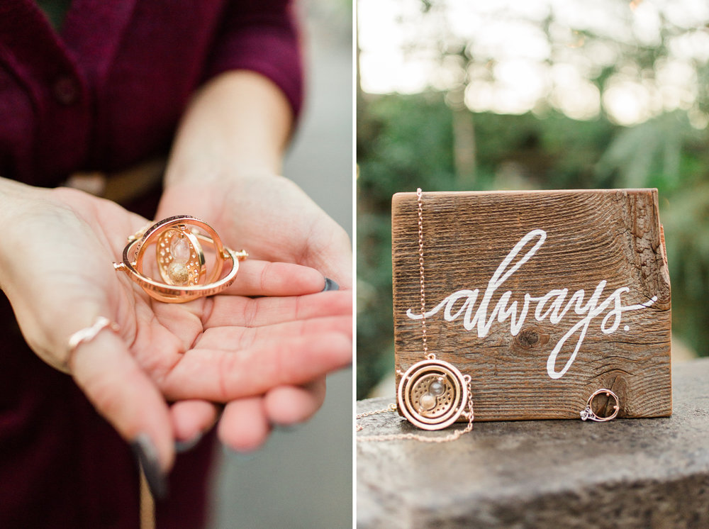 thevondys.com | Harry Potter Engagement | Los Angeles Wedding Photographer | The Vondys
