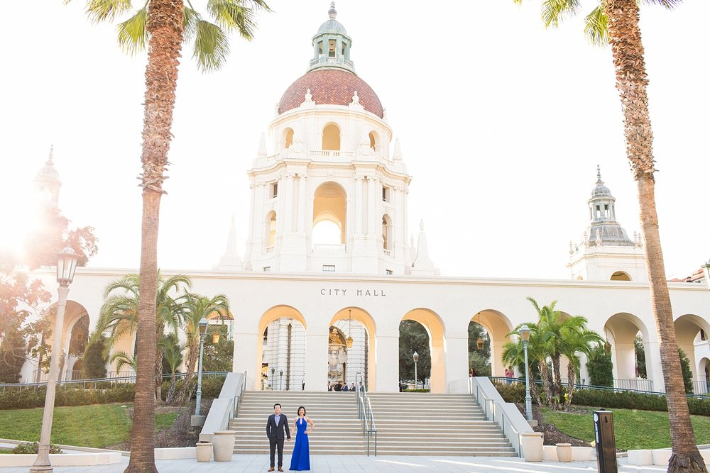 thevondys.com | Pasadena City Hall | Los Angeles Wedding Photographer | The Vondys