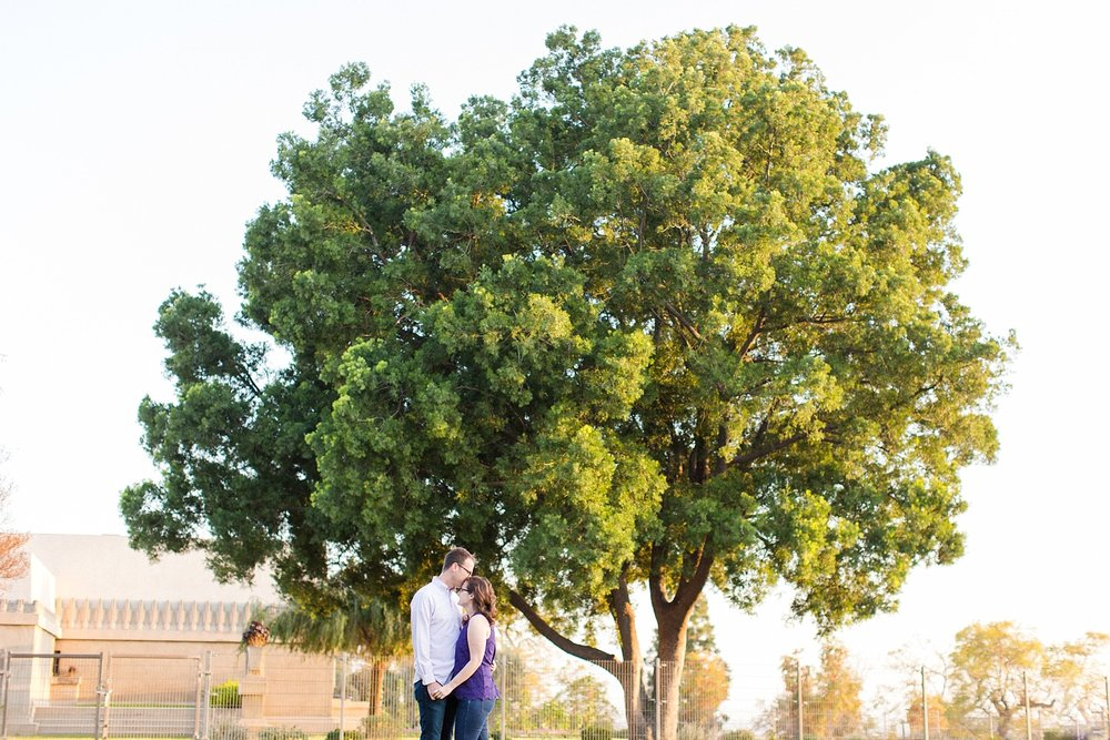 thevondys.com | Barnsdall Park | Los Angeles Engagement Photographer | The Vondys