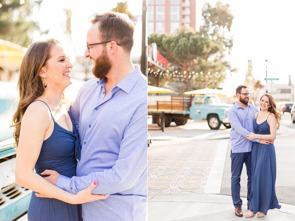 thevondys.com | Downtown Engagement | San Jose Wedding Photographer | The Vondys