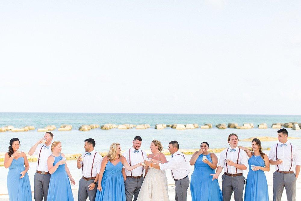 thevondys.com | El Dorado Royale Riviera Maya | Cancun | Destination Wedding Photographer | The Vondys