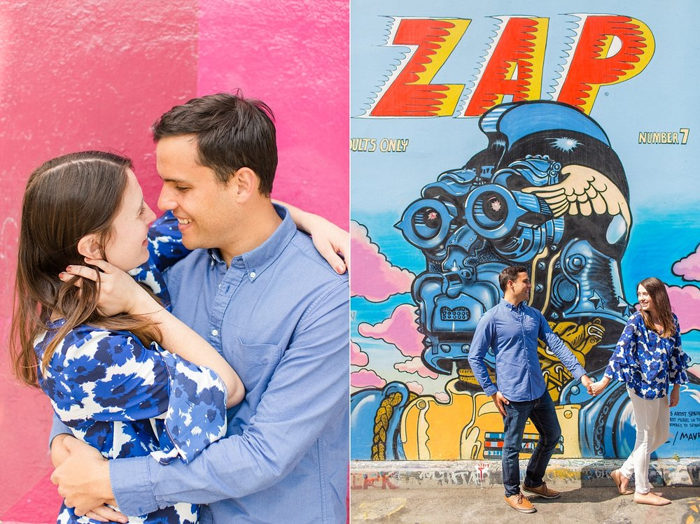 thevondys.com | Clarion Alley | San Francisco Wedding Photographer | The Vondys