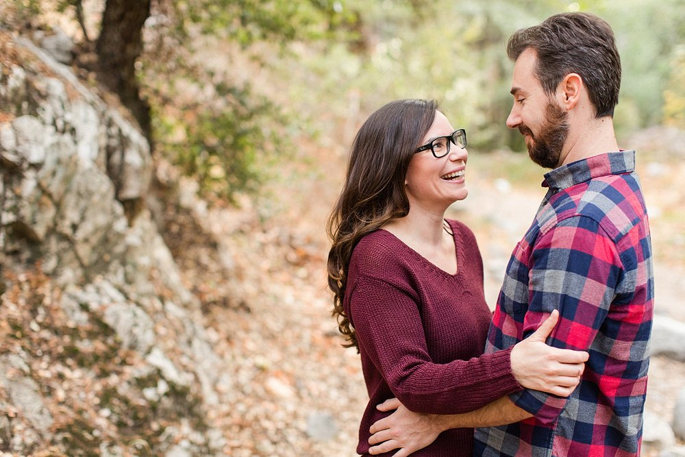 thevondys.com | Switzer Falls Engagement | Los Angeles Wedding Photographer | The Vondys
