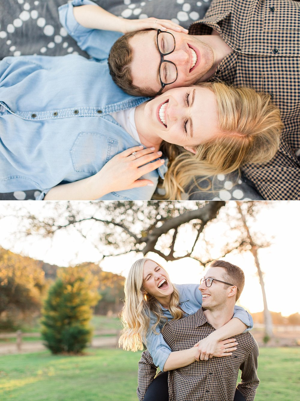 the vondys | how to personalize your engagement session tips
