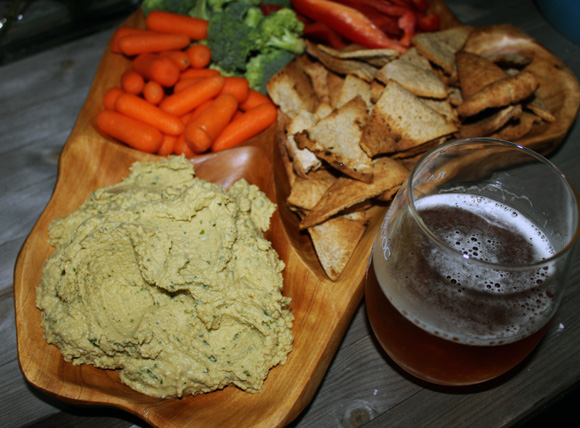 beer and Hummus .jpg