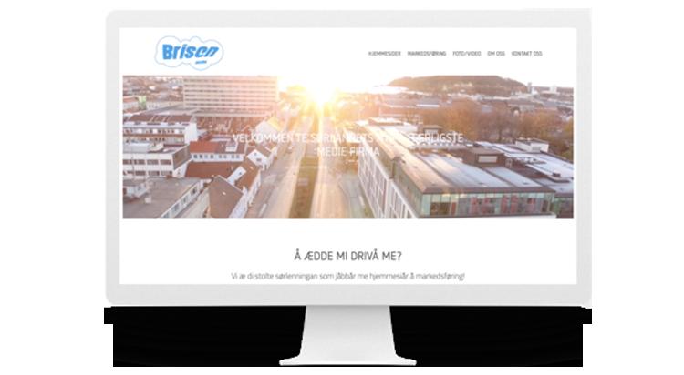 Hjemmesider - Produksjon av hjemmesider for alle og enhver.Store som små bedrifter, Artister, og Veldedighets organisasjoner.Hvem enn du er kan vi hjelpe deg med en vakker, intuitiv og funksjonell hjemmeside.