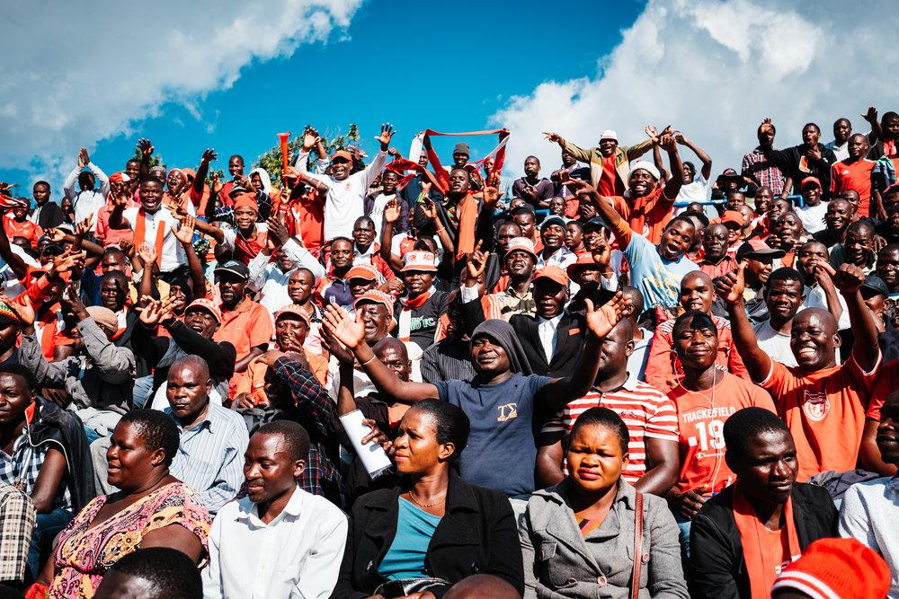 Nyasa Big Bullet fans