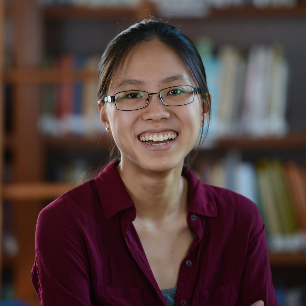 Claire Fan - BA Mathematics (Pomona)