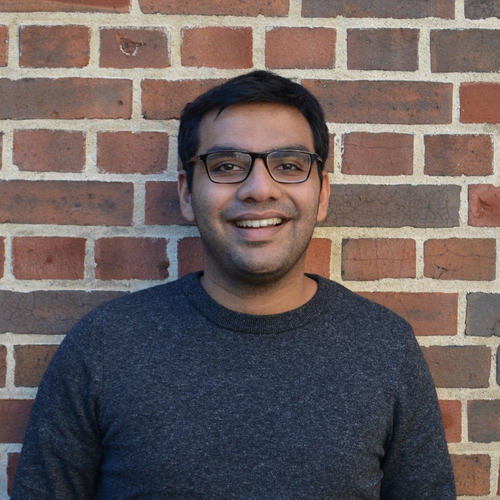 Vishan Nigam - BA Economics (Princeton)