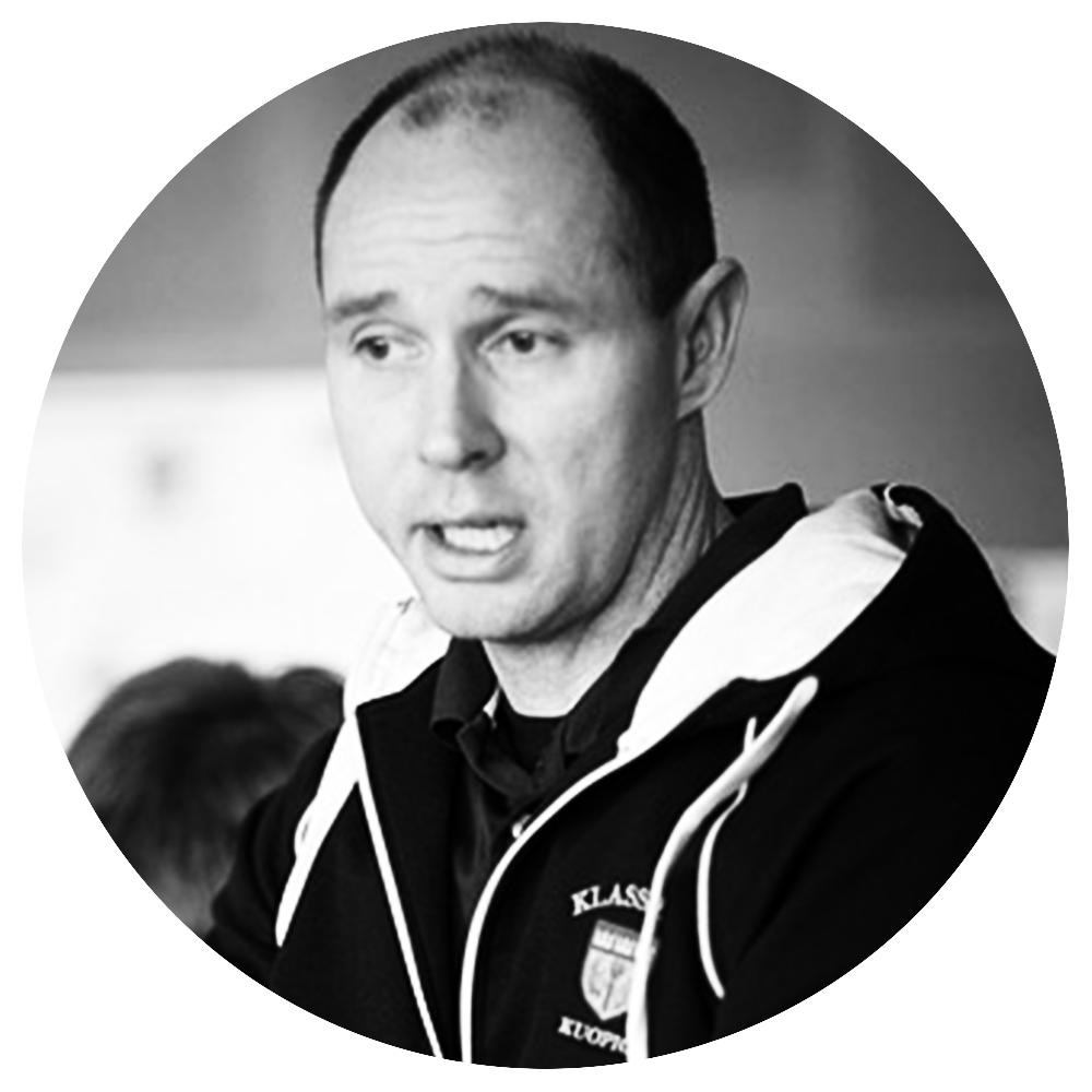 Jukka Sormunen Headmaster of Kuopio Classical Sport High School