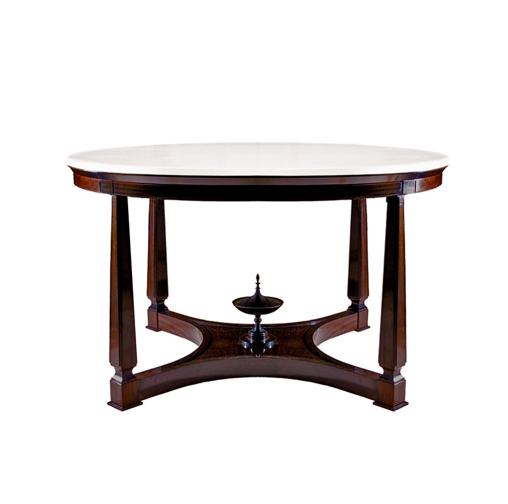 Andre Center Dining Table    more info