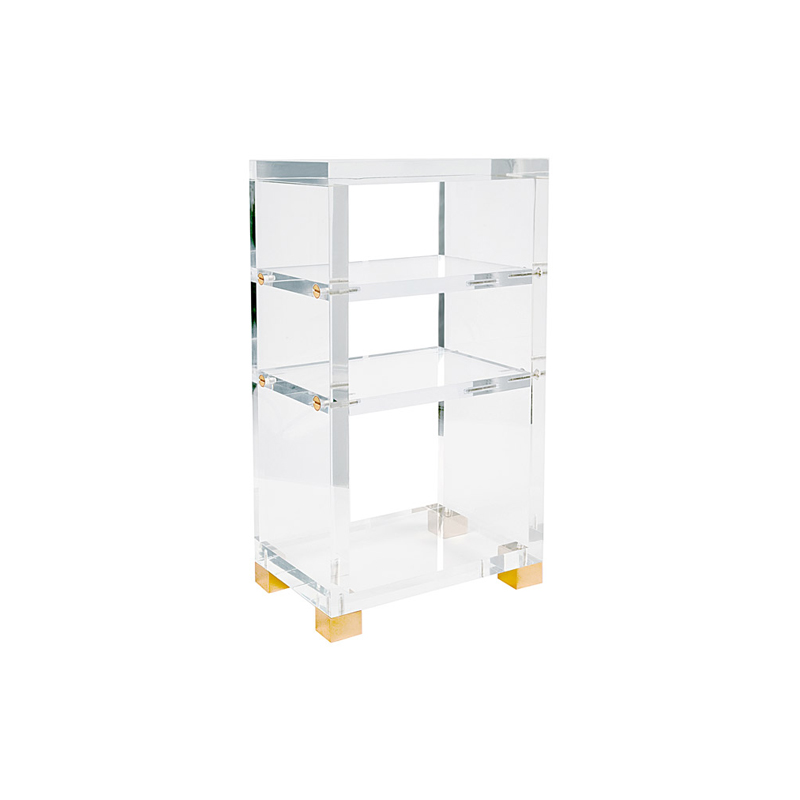 Lucite Side Table more info