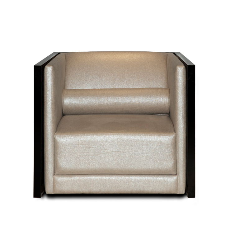 Luxe Shell Lounge Chair    more info