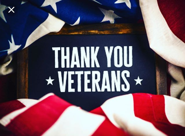 Big shout out to our military friends and family! We couldn't have what we do if it wasn't for your sacrifice! #proudtobefree